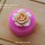 แม่พิมพ์วุ้นแฟนซี ดอกกุหลาบ 3.5 CM thumbnail 4