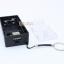 Power Bank แหล่งจ่ายไฟสำหรับ Arduino ESp8266 ชาร์จไฟผ่าน USB ถ่าน 18650 2 ก้อน สีดำ thumbnail 3