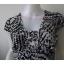 BN3003--เสื้อแฟชั่น ชีฟอง สวย ๆ ALFANI อก 34-36 นิ้ว thumbnail 4