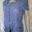Jeans0016---เสื้อยีนส์ ฟอกนิ่ม นำเข้า BONITA อก free-38 นิ้ว thumbnail 2