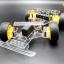โครงหุ่นยนต์รถ 4 ล้อ ระบบเลี้ยว servo thumbnail 6