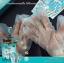 MB Hand Nail Mask มาส์กมือนุ่ม เล็บสวย ขาวใส ชุ่มชื่น บำรุงผิว 3 ห่อ thumbnail 2