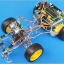 โครงหุ่นยนต์รถ 4 ล้อ ระบบเลี้ยว servo thumbnail 5