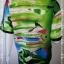 jp4224-เสื้อเชื้ตแฟชั่น นำเข้า สีเขียวลาย 30 ans อก 40 นิ้ว thumbnail 3