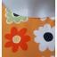 """VJP5800-เดรสแฟชั่น นำเข้า สีส้ม BURNISH """"อก 33 นิ้ว"""" thumbnail 3"""