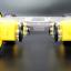 โครงรถ หุ่นยนต์ 4WD สีใส smart car chassis 1 ชั้น thumbnail 8