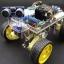 โครงหุ่นยนต์รถ 4 ล้อ พร้อมโช๊คล้อรถ thumbnail 18