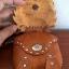 กระเป๋าหนังแท้ ใส่เหรียญ รูปสิงโต สีน้ำตาล สภาพดีมาก!! thumbnail 5
