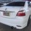 Toyota Vios 1.5 J auto Abs สีขาว แม็กสวย ชุดแต่งรอบคัน รถสวย ฟรีดาวน์ผ่อน 5850x72 ติดแบล็กลิสจัดได้ รับแลกเปลี่ยนรถเก่า thumbnail 8