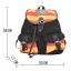 กระเป๋าสะพายหลังฮอกวอตส์สีดำ แทบสีชมพูบานเย็นสลับเหลือง thumbnail 8