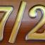 อักษรแร่ศักดิ์สิทธิ์ เลขที่บ้าน เลขที่ห้อง เลขที่ร้านค้า thumbnail 2