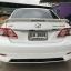 ฟรีดาวน์ ผ่อน 7187x72งวด Toyota altis 1.6 G รุ่นท๊อป สีขาว airbag Abs thumbnail 5