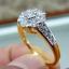 แหวนเพชรแท้(พร้อมส่ง) thumbnail 5