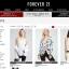 BN3614--เสื้อแฟชัน แบรนด์เนม XXL BY forever21 อก 35 นิ้ว thumbnail 6