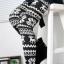 กางเกงเลกกิ้ง ลายน่ารัก โทนดำเท่ห์ ๆ อินเทรนด์ thumbnail 2
