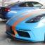 ชุดท่อไอเสียไทเทเนียม Porsche 718 Boxster (Titanium Exhaust Full System) thumbnail 1