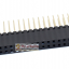 Female Pin Header Dip Straight Single Row 2.54mm 2*20Pin 12.2mm thumbnail 6