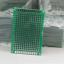 แผ่นปริ๊นอเนกประสงค์ ไข่ปลา สีเขียว คุณภาพดี Prototype PCB Board 4x6 cm thumbnail 3
