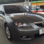ฟรีดาวน์ MAZDA 3 1.6 Sedan ปี2010 สีเทา เกียร์ออโต้ ผ่อน 6117x72งวด thumbnail 2