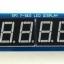 """โมดูล จอแสดงตัวเลข 8 หลัก สีแดง 0.36"""" MAX7219 Digital Tube Display Module thumbnail 1"""