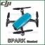 DJI SPARK Standard สั่งงานด้วยมือ +ThiEYE i60+ thumbnail 3