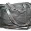 กระเป๋าหนังแท้เย็บต่อ สีดำ สภาพปานกลาง thumbnail 4