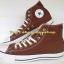 รองเท้า converse หึ้มข้อ สีน้ำตาล thumbnail 1