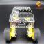 โครงหุ่นยนต์รถ 4 ล้อ พร้อมโช๊คล้อรถ thumbnail 3