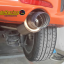 Honda Jazz GE ชุดท่อ Jsใบสั้นปลายท่อTitanium thumbnail 2