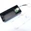 Power Bank แหล่งจ่ายไฟสำหรับ Arduino ESp8266 ชาร์จไฟผ่าน USB ถ่าน 18650 2 ก้อน สีดำ thumbnail 5