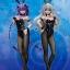 (pre-order)B-style - Hyperdimension Neptunia: Black Heart Bunny Ver. 1/4 Complete Figure thumbnail 8