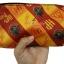 กระเป๋าดินสอแฮร์รี่ พอตเตอร์ สีแดงสลับเหลือง แบบผ้า thumbnail 5