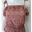 "Dress0681--เดรสแฟชั่น ชีฟอง สวยๆ ""อก30-36 นิ้ว"" thumbnail 4"