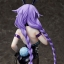 (Pre-order)B-STYLE - Hyperdimension Neptunia: Purple Heart Bunny Ver. 1/4 Complete Figure thumbnail 3
