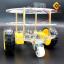 โครงรถ หุ่นยนต์ Smart Car Chassis แบบ 3 ชั้น thumbnail 8