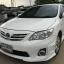 ฟรีดาวน์ ผ่อน 7187x72งวด Toyota altis 1.6 G รุ่นท๊อป สีขาว airbag Abs thumbnail 3
