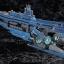 (Pre-order) Arpeggio of Blue Steel: Ars Nova: I-401 1/350 Complete Figure thumbnail 5