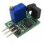 Infrared obstacle avoidance sensor ultra small โมดูลเซนเซอร์สิ่งกีดขวางแบบอินฟาเรด 3-100 cm thumbnail 1
