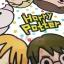 ผ้าเช็คหน้าแฮร์รี่ พอตเตอร์ ลายการ์ตูน แบบเดียวกับญี่ปุ่น2 thumbnail 2