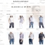 เสื้อเชิ้ตแฟชั่น แบรนด์ สีขาวลายทาง BANANA REPUBLIC อก 34 นิ้ว thumbnail 6