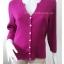 BNK0295--เสื้้อคลุมแฟชั่น นำเข้า สีชมพู WORTHINGTON อก 38-44 นิ้ว thumbnail 1