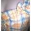 BNS0348--จั๊มสูท สีเหลืองเขียนอ่อน แบรนด์ JASPAL อก 35 นิ้ว thumbnail 3
