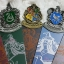 Harry Potter Crest Bookmark Set thumbnail 6