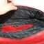 กระเป๋าหนังแท้ VERSO สีแดง สภาพปานกลาง thumbnail 6