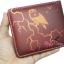 กระเป๋าสตางค์แบบพับ Harry Potter สีแดง thumbnail 4