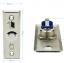 Exit Switch ปุ่มกดออกประตูคีย์การ์ด สแตนเลส ขนาด 92mm*30mm thumbnail 4