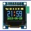 RGB OLED 96x64 Pixels 16-bit Color OLED จอแสดงผล OLED แบบสี RGB ขนาด 0.95 นิ้ว thumbnail 1