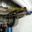 Toyota Vios เดินท่อเต็มระบบ Js ปลายท่อTitanium thumbnail 2
