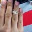 แหวนเพชรแท้(ขายแล้ว) thumbnail 4