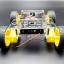 โครงหุ่นยนต์รถ 4 ล้อ ระบบเลี้ยว servo thumbnail 3